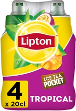 LIPTON Ice tea tropical pocket