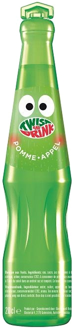 TWIST AND DRINK Pomme