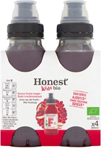 HONEST Kids bio saveur fruit rouges