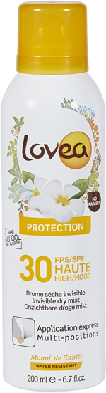 LOVEA PROTECTION 30 SPRAY | Crèmes solaires