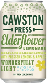 CAWSTON Apple elderflower