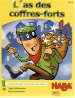 HABA L'as des coffres-forts