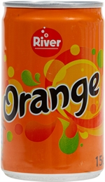 RIVER (ALDI) Orange