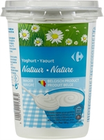 CARREFOUR Yaourt nature maigre