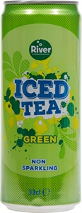 RIVER (ALDI) Iced tea green