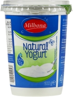 MILBONA (LIDL) Natural yogurt 3,5% fat