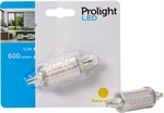 PROLIGHT PROLIGHT AMPOULE LED TUBE LINÉAIRE R7S 6W