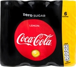 COCA-COLA Zero sugar lemon