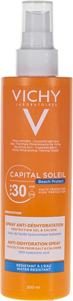VICHY CAPITAL SOLEIL BEACH PROTECT SPF 30 | Crèmes solaires