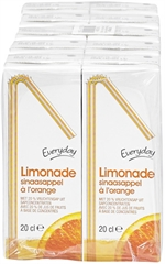 EVERYDAY (COLRUYT) Limonade orange