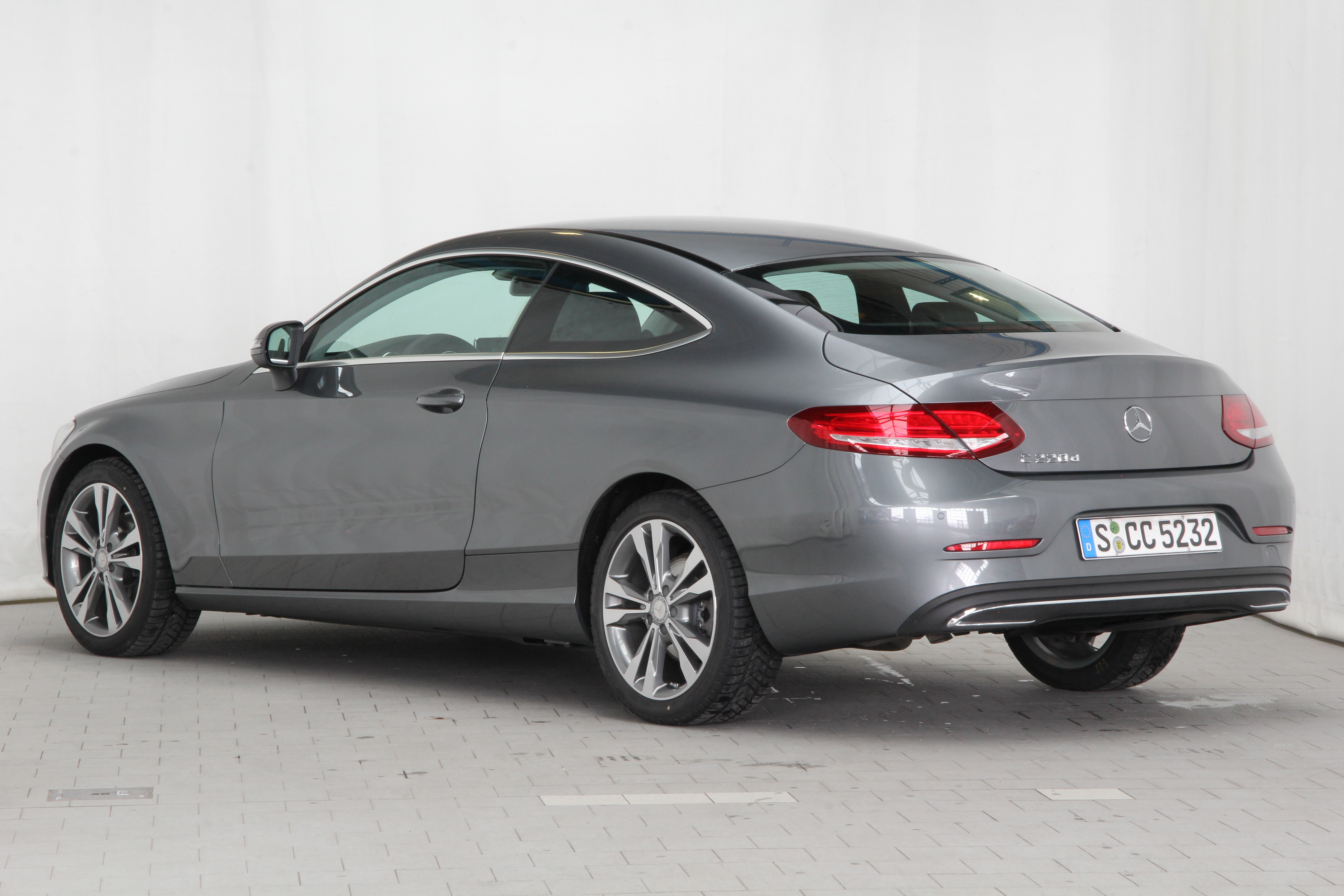 Mercedes Classe C Coupe Test Complet Prix Specifications