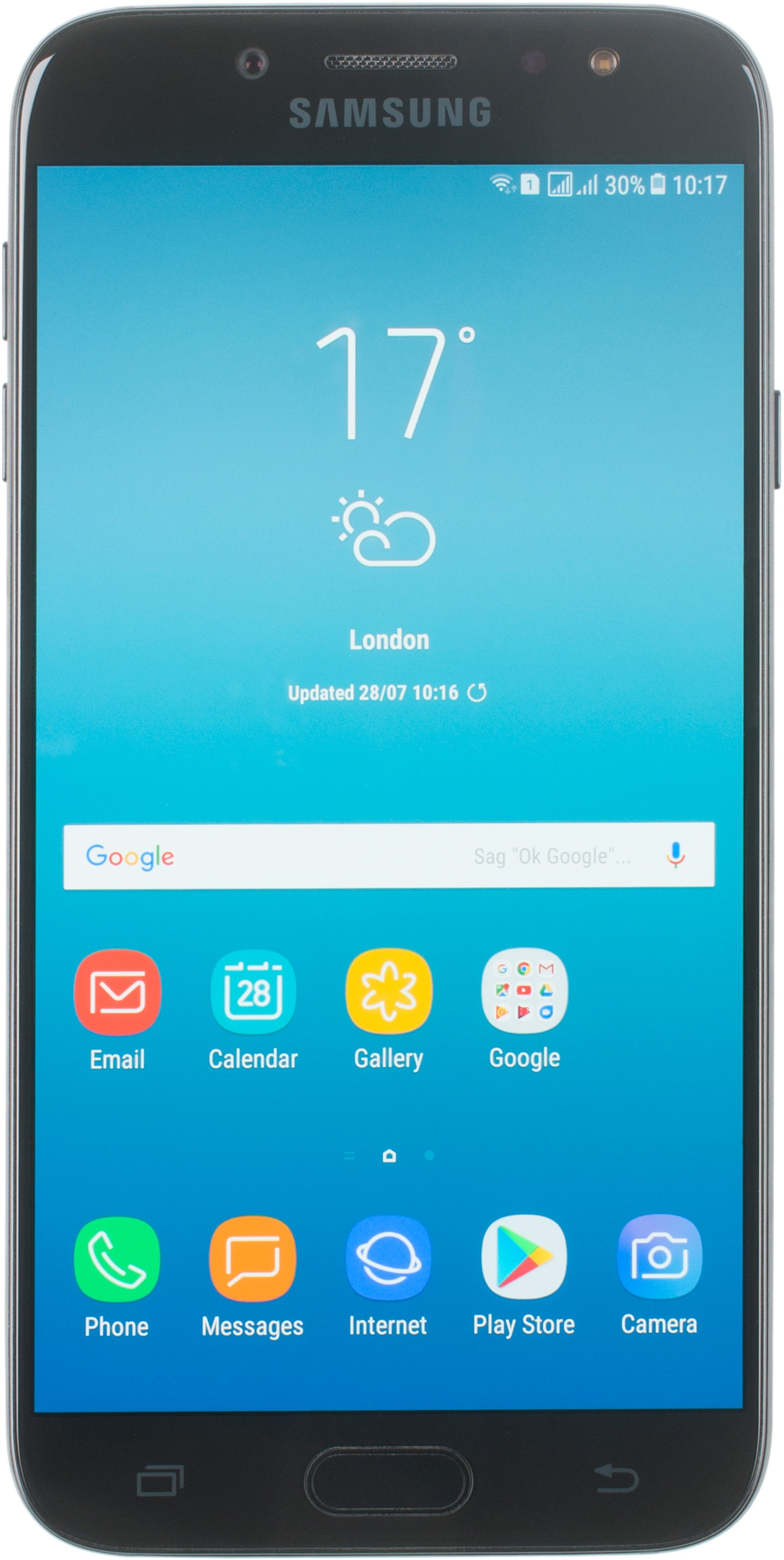 SAMSUNG Galaxy J7 2017 Test Complet Prix Specifications