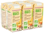 CARREFOUR BIO 100% Purs fruits pressés jus multifruits