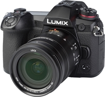 PANASONIC Lumix DC-G9L + Leica DG Vario-Elmarit 12-60mm f/2.8-4.0 ASPH. Power OIS