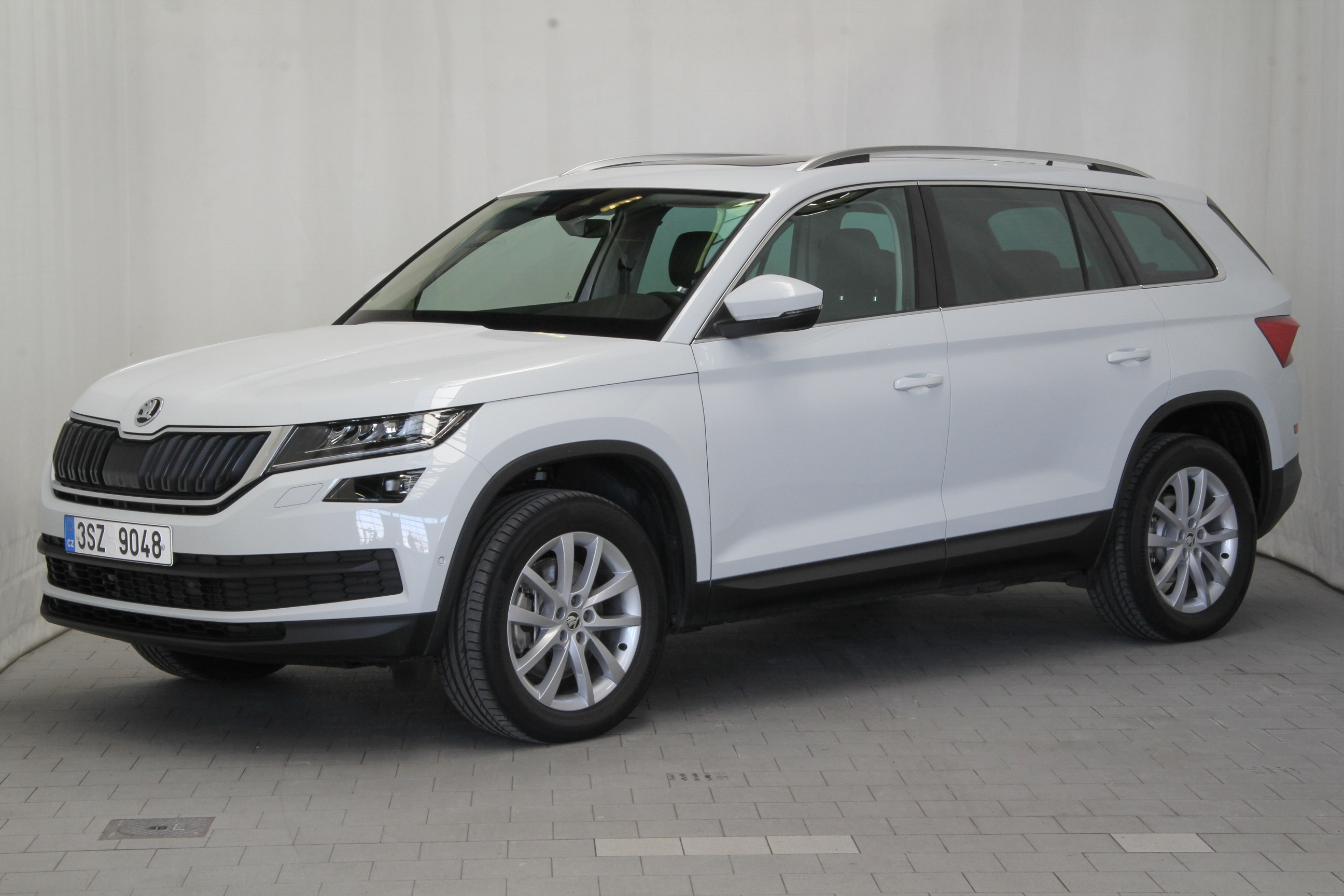 skoda kodiaq 2 0 tdi scr test complet prix sp cifications. Black Bedroom Furniture Sets. Home Design Ideas