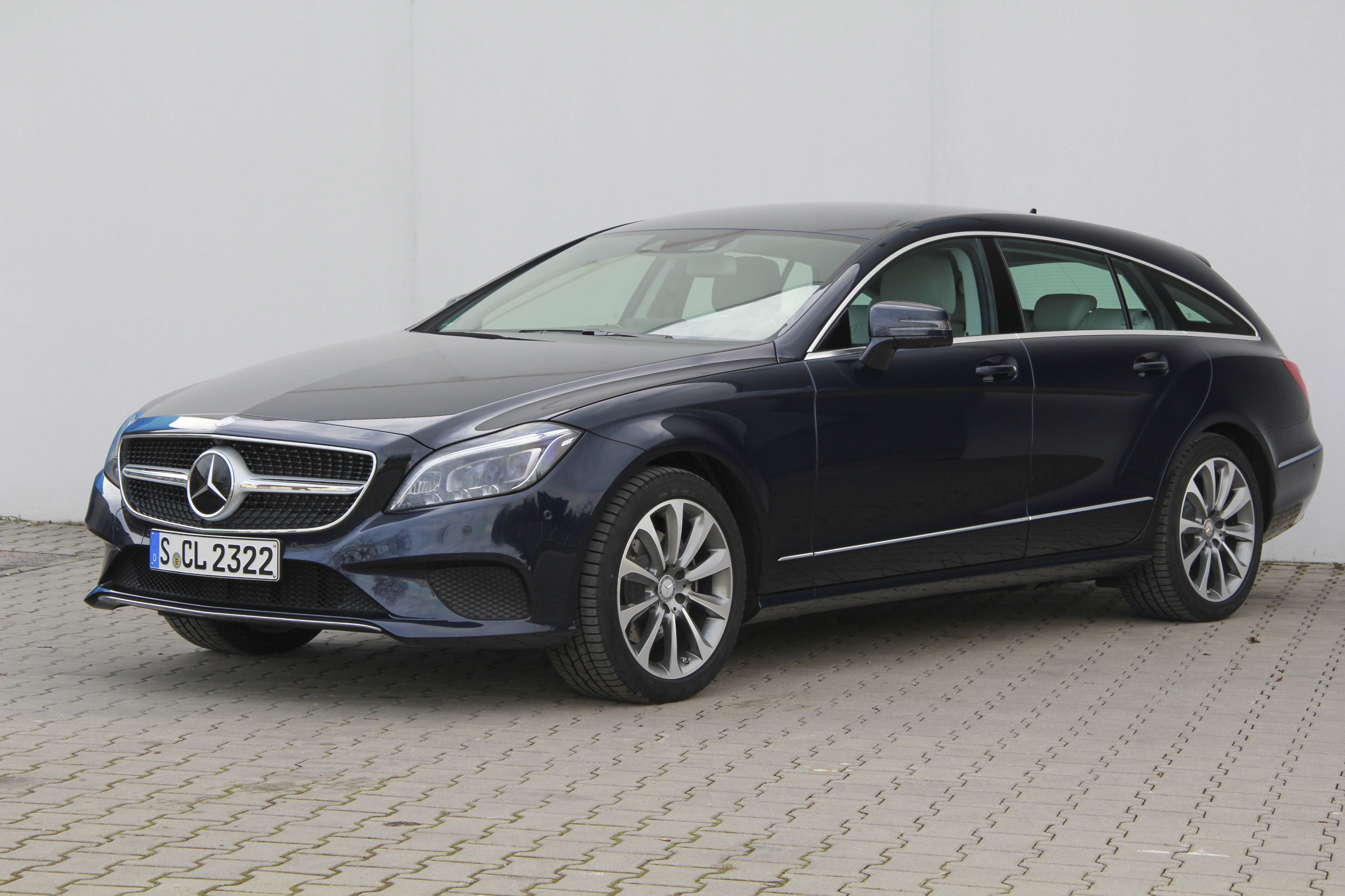 mercedes classe cls shooting brake test complet prix sp cifications. Black Bedroom Furniture Sets. Home Design Ideas