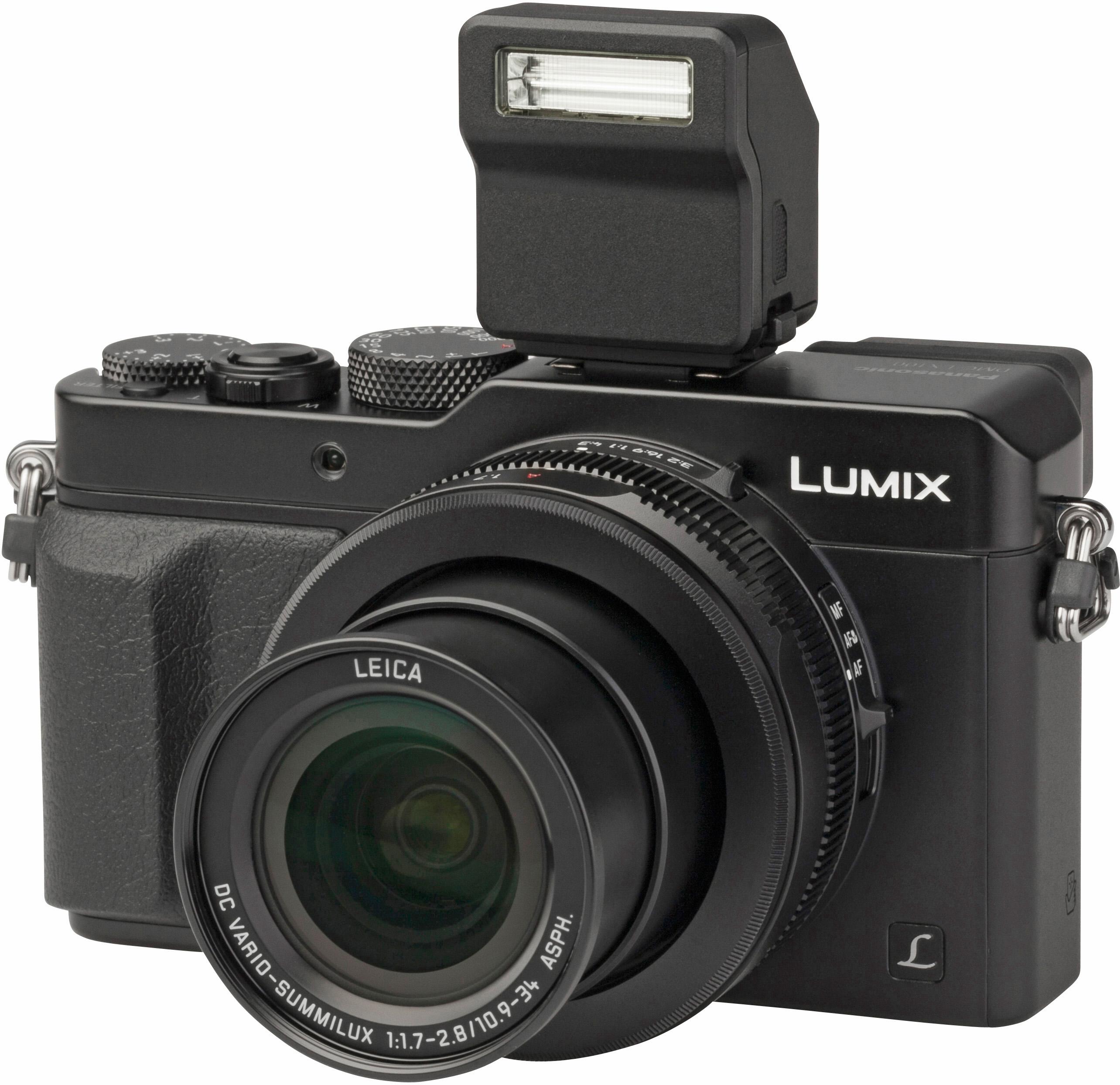 Panasonic Dmc-Lx100 Test