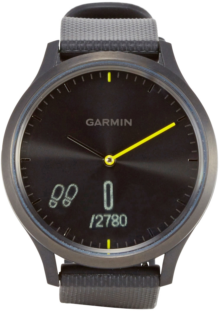garmin vivomove hr test complet prix sp cifications. Black Bedroom Furniture Sets. Home Design Ideas