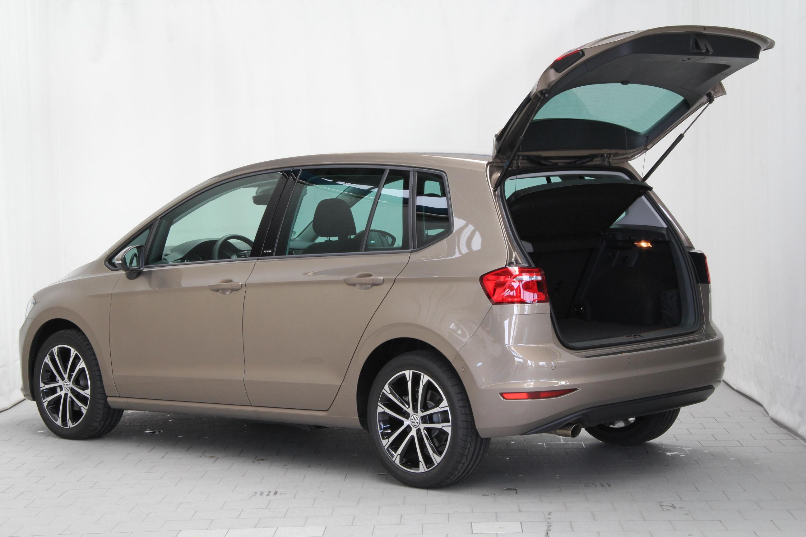 vw golf sportsvan 1 6 tdi bmt test complet prix sp cifications. Black Bedroom Furniture Sets. Home Design Ideas